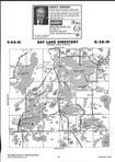Map Image 004, Crow Wing County 2001 Published by Farm and Home Publishers, LTD